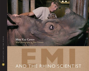 Emi the rhino